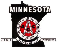 AGC of Minnesota logo
