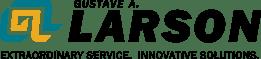 Gustave A. Larson logo