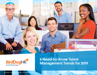 6 Need-to-Know Talent Management Trends for 2019