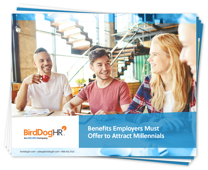 Benefits Employers Must Offer to Attract Millennials whitepaper