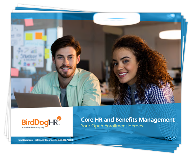 Core HR and Benefits Management whitepaper