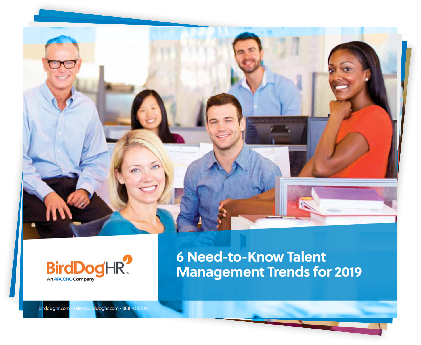 6 Need-to-Know Talent Management Trends for 2019 whitepaper