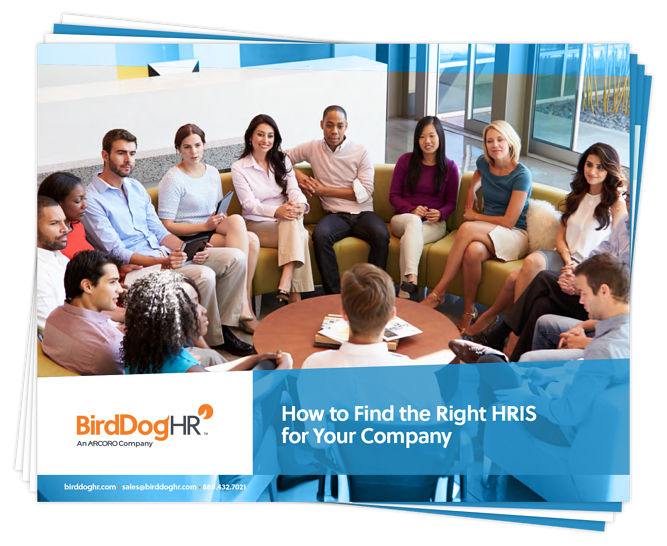 How to Find the Best HRIS for Your Company whitepaper